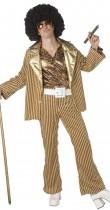 Costume disco homme