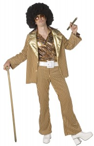 costume disco homme