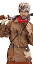 Déguisement Davy Crockett homme