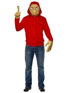 déguisement E.T. l'extra-terrestre