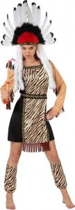 déguisement Maya femme
