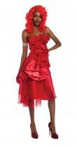 Déguisement Rihanna™ robe rouge