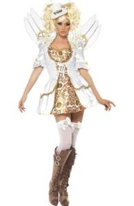 déguisement ange steampunk