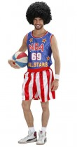 Déguisement basketteur NBA