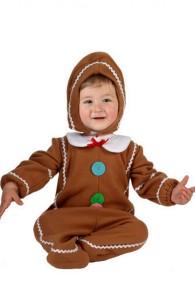 Déguisement biscuit bébé