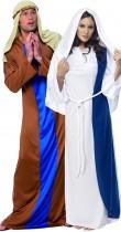Déguisement couple Joseph et Marie