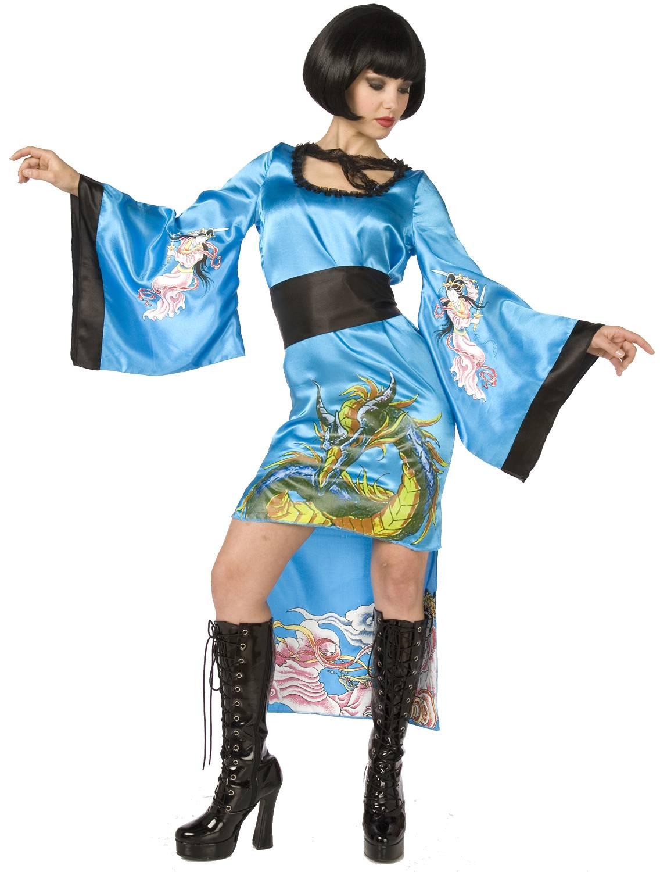 Pour FemmeCostume Pas Japonaise Cher Soirée Déguisement Geisha cTl3u1KJF