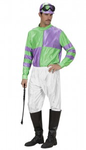 Deguisement jockey adulte