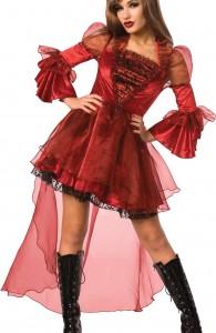 déguisement princesse gothique femme