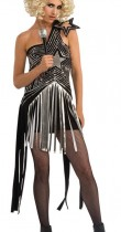 Déguisement robe étoile Lady Gaga™