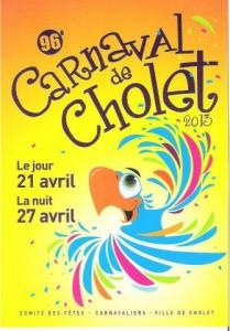 carnaval de Cholet