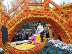 carnaval de Menton