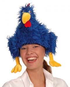 chapeau de supporter français