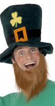 Chapeau et barbe de la St Patrick