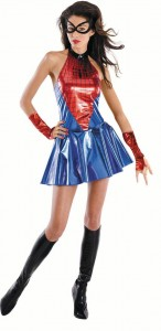 déguisement Spidergirl