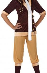déguisement aviatrice femme
