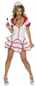 déguisement infirmière sexy Playboy