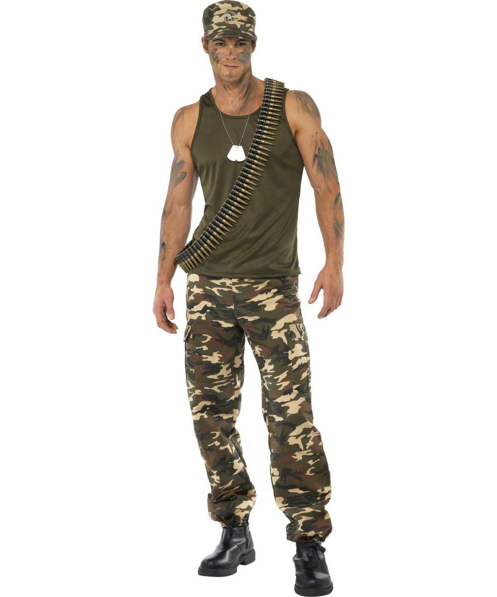d guisement militaire homme costume soldat soir e th me uniforme. Black Bedroom Furniture Sets. Home Design Ideas