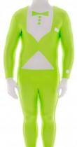 Smoking Morphsuit™ vert fluo