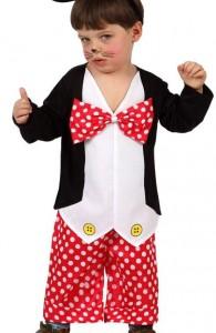 déguisement Mickey bébé