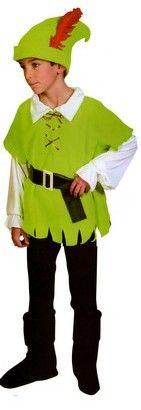 D guisement robin des bois pour enfant costume gar on - Deguisement robin des bois fille ...