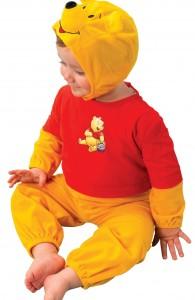 déguisement Winnie l'ourson bébé
