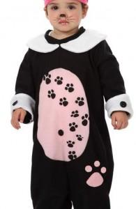 déguisement chat bébé