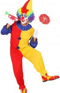 déguisement de clown homme