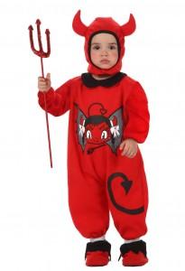 déguisement diable bébé