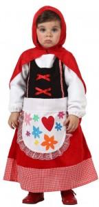 déguisement petit chaperon rouge bébé