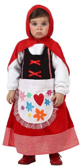 d guisement petit chaperon rouge b b costume 0 24 mois pas cher. Black Bedroom Furniture Sets. Home Design Ideas