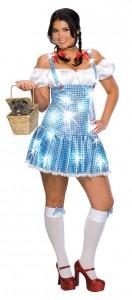 déguisement Dorothy Le magicien d'Oz