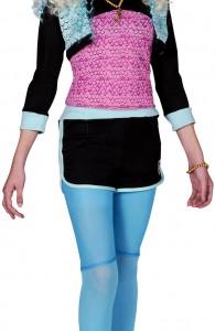 déguisement Lagoona Blue Monster High