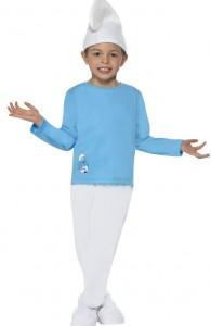 déguisement Schtroumpf enfant