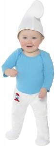 déguisement Schtroumpf pour bébé