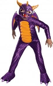 déguisement Spyro Skylanders