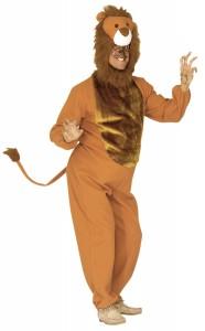 déguisement de lion Le magicien d'Oz
