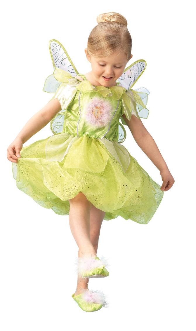 D guisement f e clochette enfant costume disney pas cher pour fille - Deguisement peter pan enfant ...