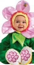 Déguisement fleur bébé