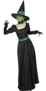 déguisement sorcière de l'ouest Le magicien d'Oz