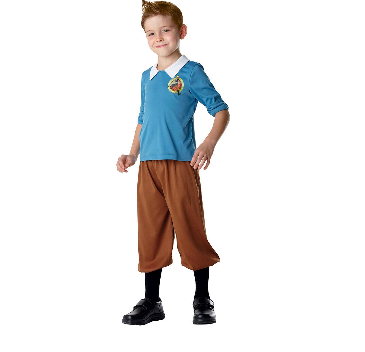 tenue hero de notre enfance
