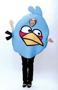 Déguisement Blue Bird Angry Birds