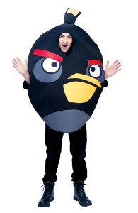 Déguisement Bomb Black Bird Angry Birds