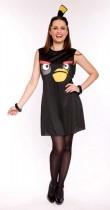 Déguisement Bomb Black Bird pour femme – Angry Birds™