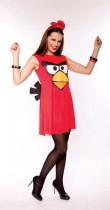 Déguisement Red Bird pour femme – Angry Birds™