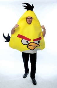 Déguisement Yellow Bird Angry Birds