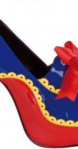Chaussures de clown femme