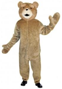 déguisement Ted ours en peluche