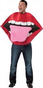 déguisement bouche