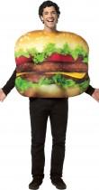 Déguisement hamburger